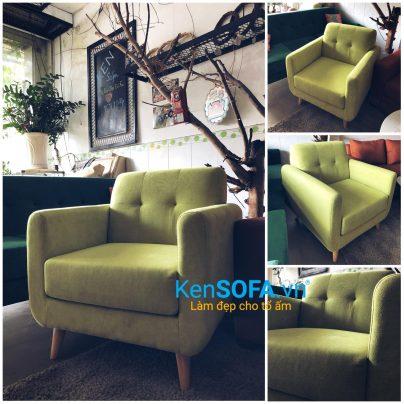Sofa đơn D28 Beamer