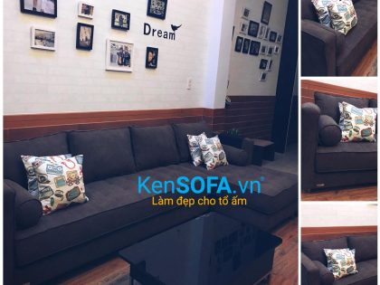 Ghế sofa góc L18