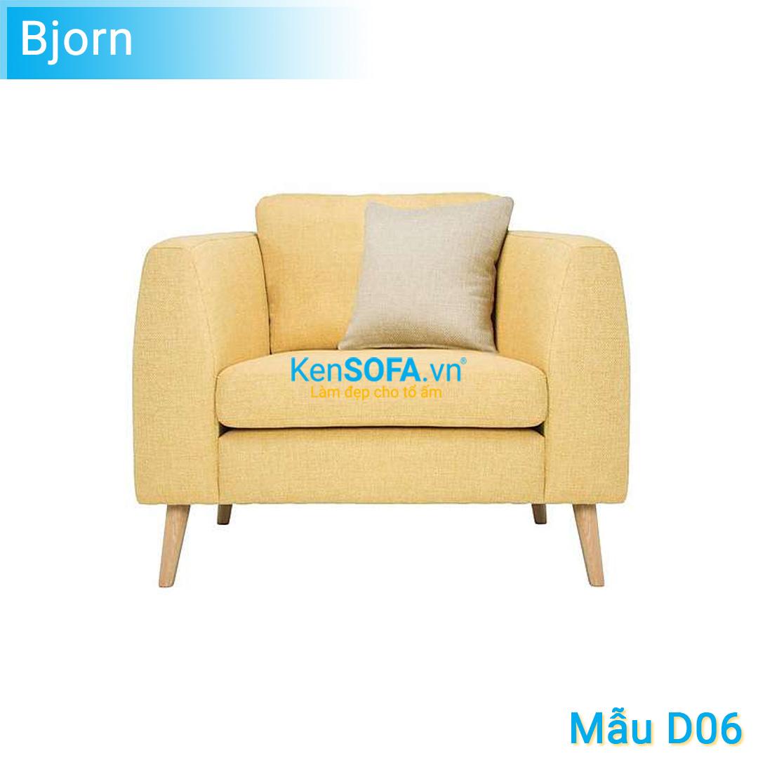 Sofa đơn D06 Bjorn