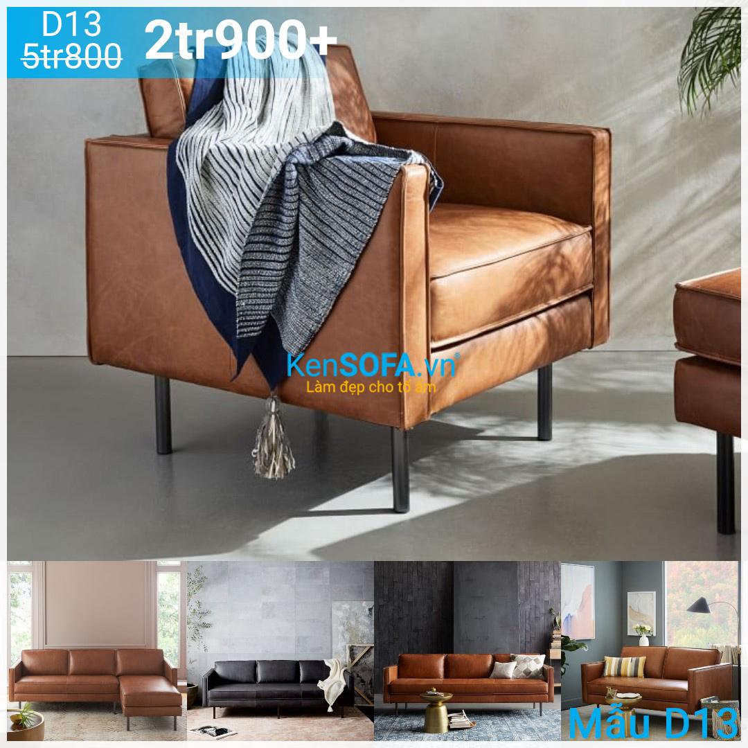 Sofa đơn D13 Axel