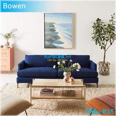 Sofa băng B35 Bowen