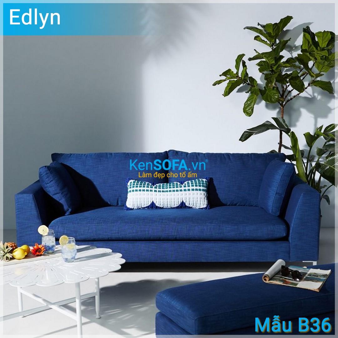 Sofa băng B36 Edlyn