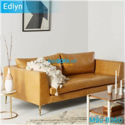 Sofa băng B36D Edlyn da
