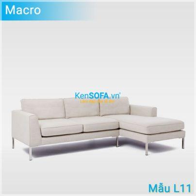 Sofa góc L11 Macro