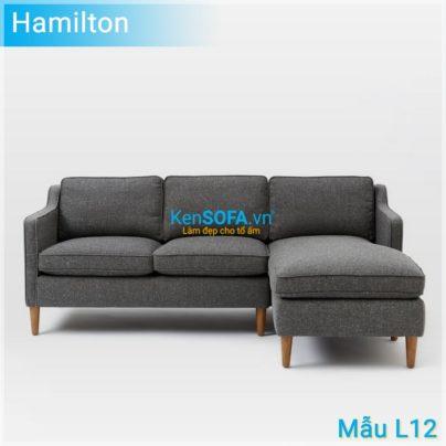Sofa góc L12 Hamilton