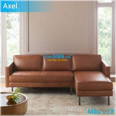 Sofa góc L13 Axel da