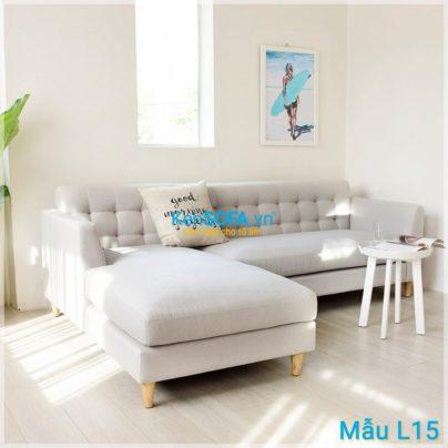 Sofa góc L15
