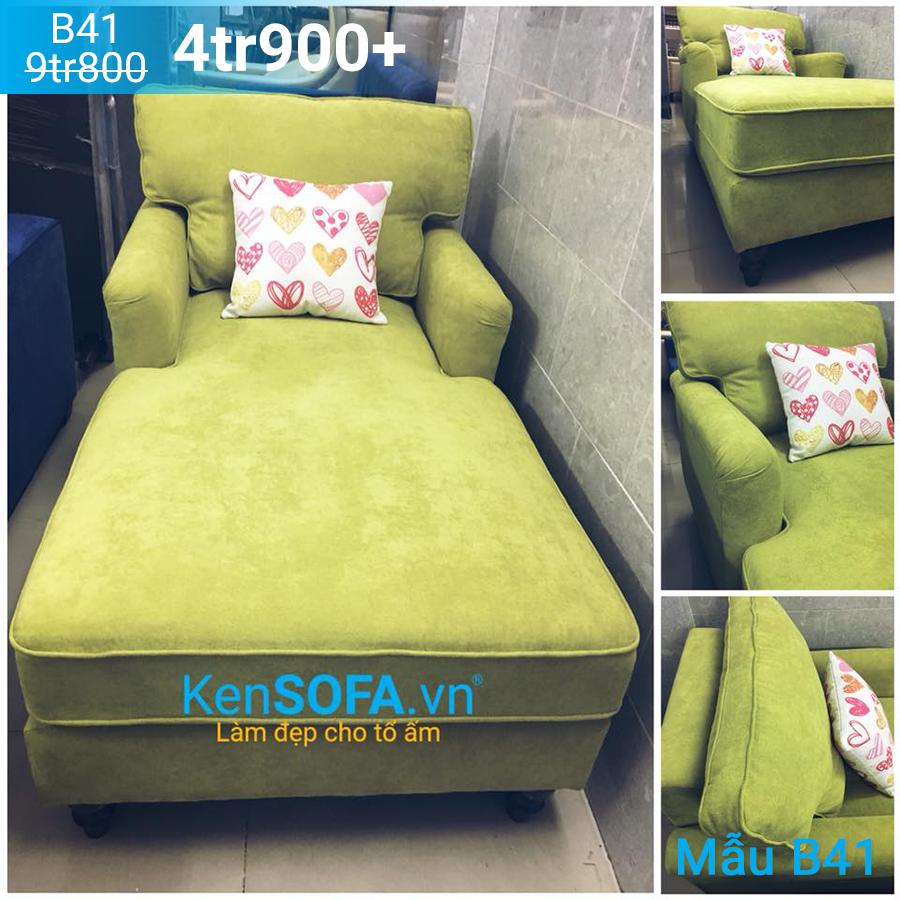 Ghế relax sofa B41