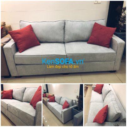 Ghế sofa băng 3 chỗ B023