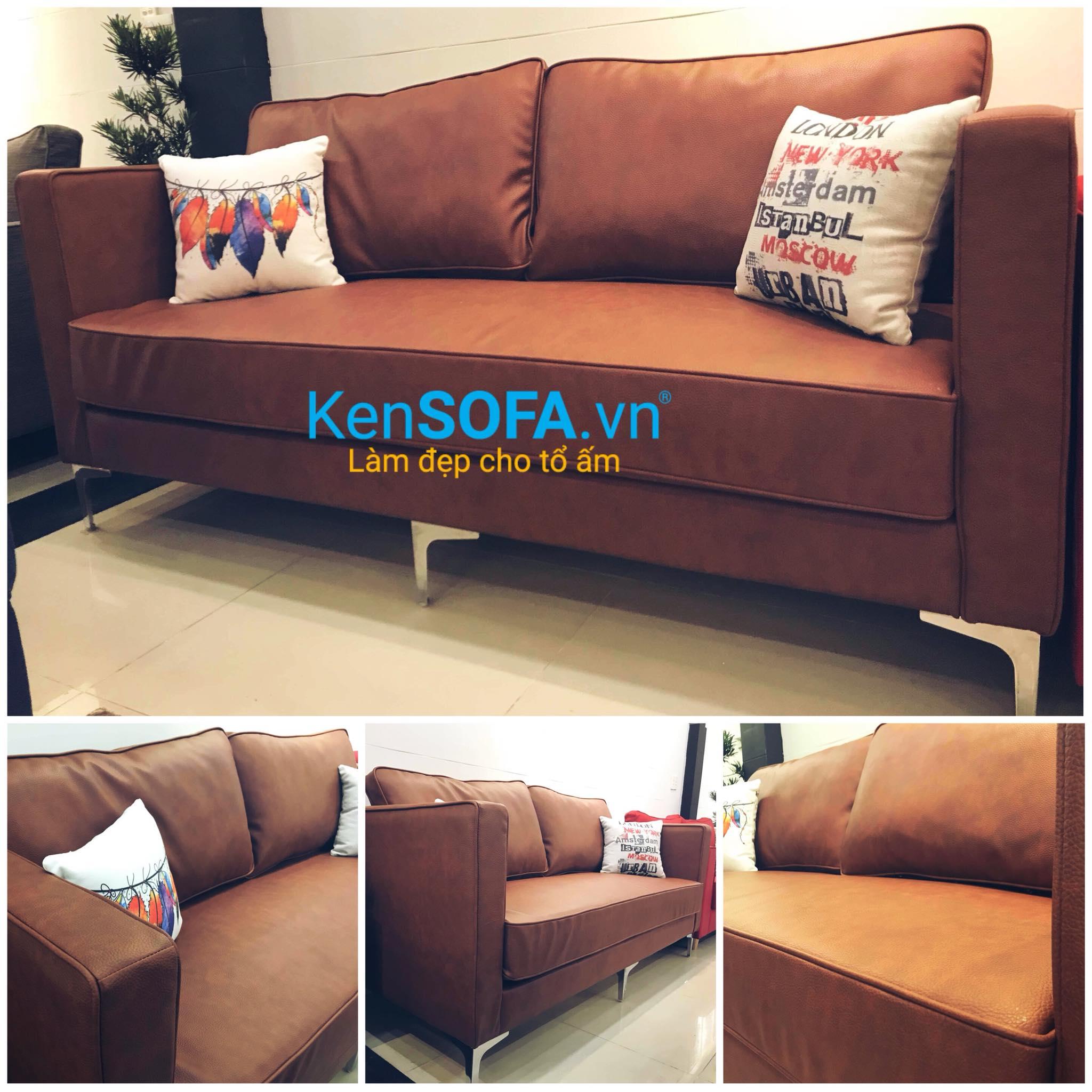 Sofa băng B133 Axel 3 chỗ