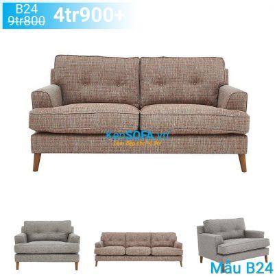 Sofa băng B24 Line