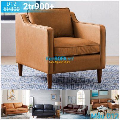 Ghế sofa đơn D12