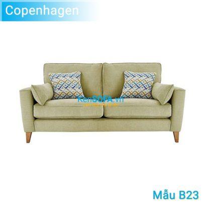 Sofa băng B23 Copenhagen