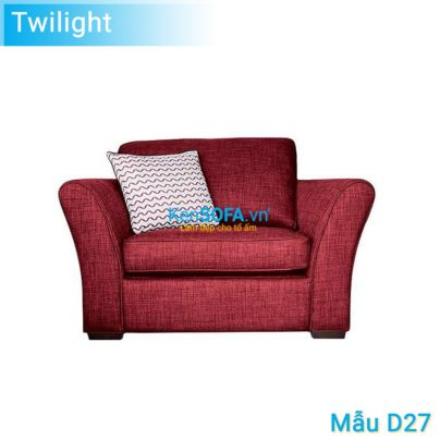 Sofa đơn D27 Twilight