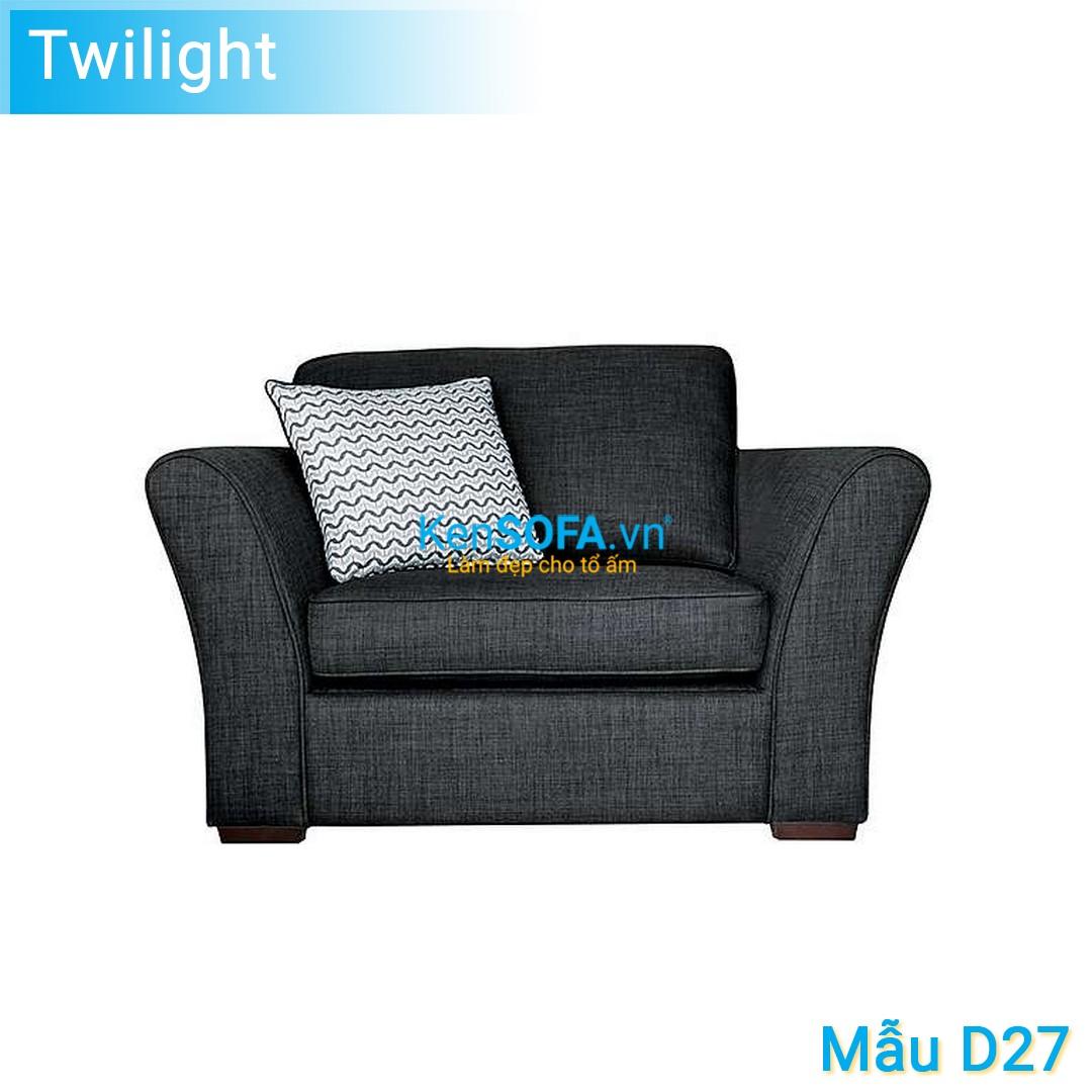 Sofa đơn D27 Twilight