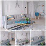 Một số phong cách chọn ghế sofa trong thiết kế nội thất cho phòng khách