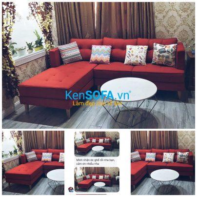 Màu sắc ghế sofa cho người mệnh Hỏa