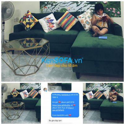 KenSofa địa chỉ bán ghế sofa uy tín