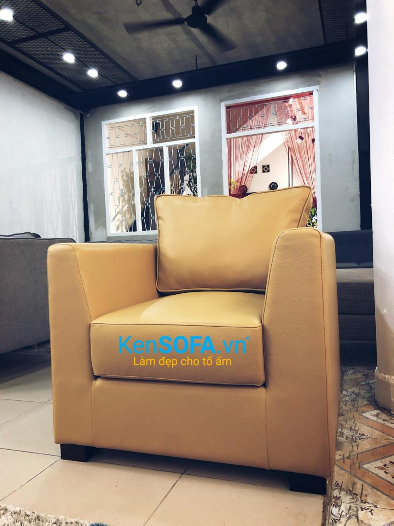Sofa đơn chất lượng cao