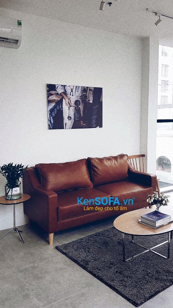 Sofa đẹp giá rẻ của KenSOFA