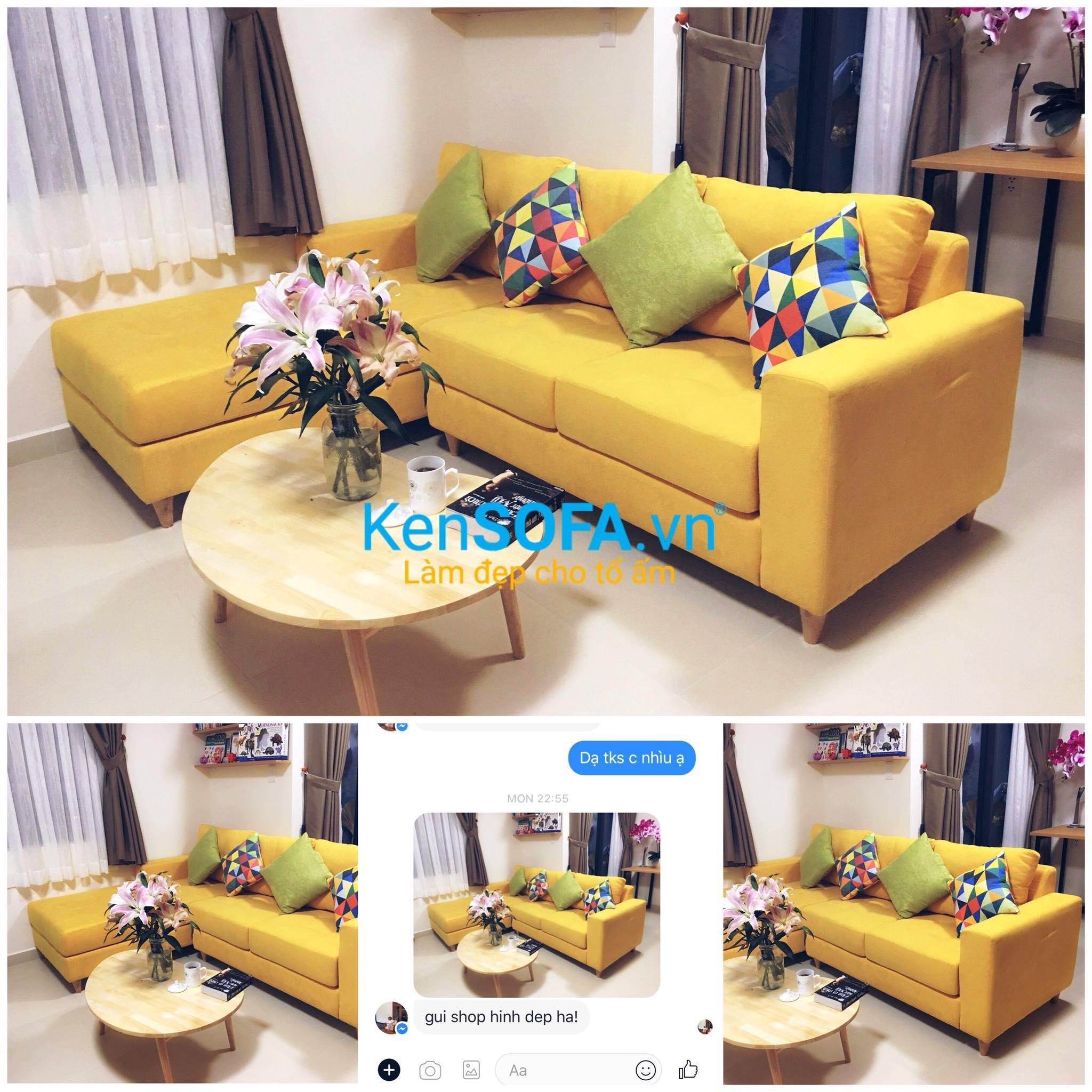 Chọn màu ghế sofa cho người mệnh Kim