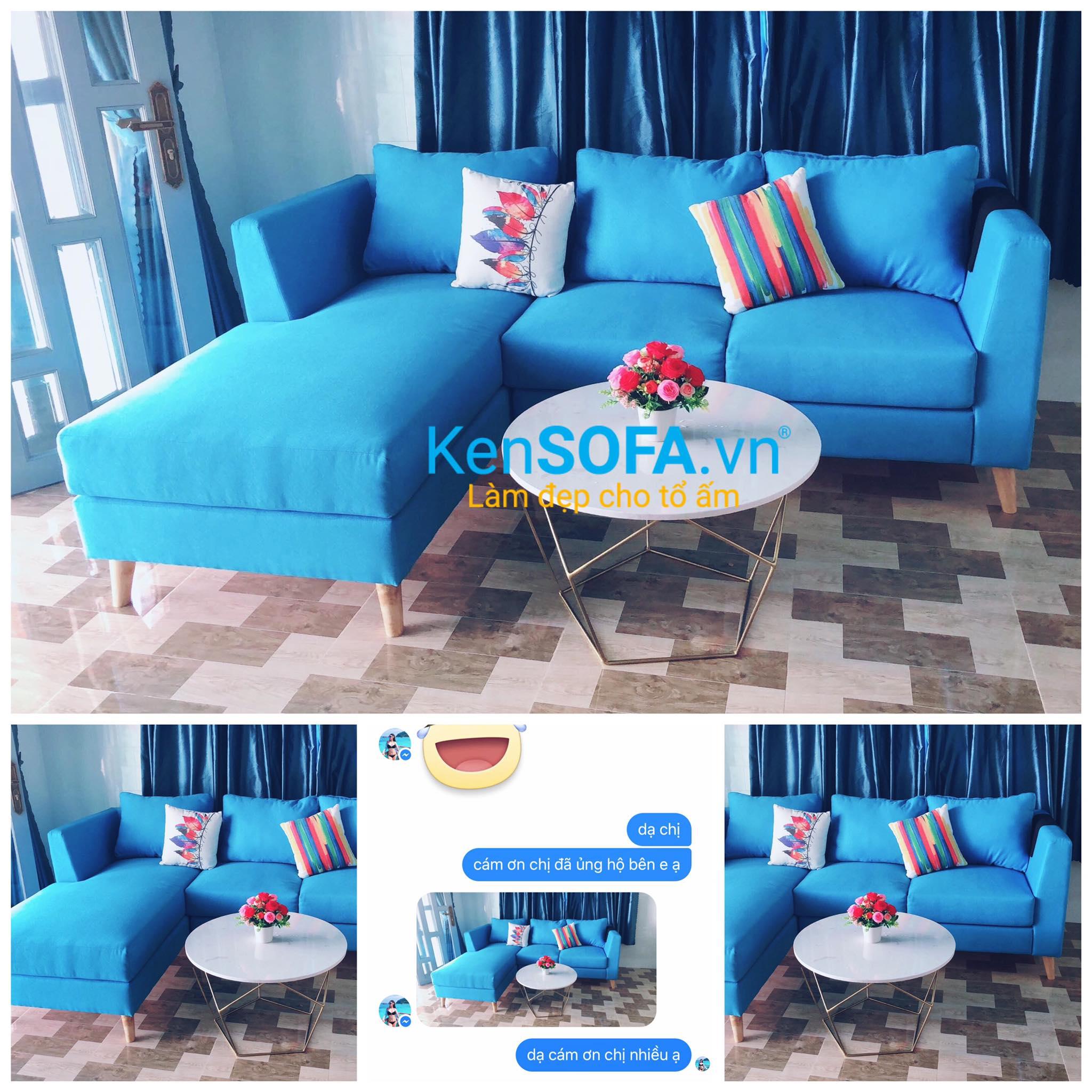 Màu sắc ghế sofa cho người mạng Thủy