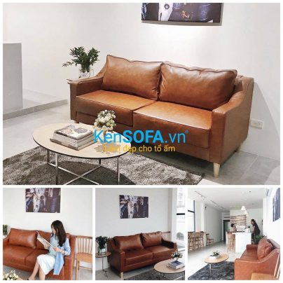 Màu sắc ghế sofa cho người mệnh Thổ