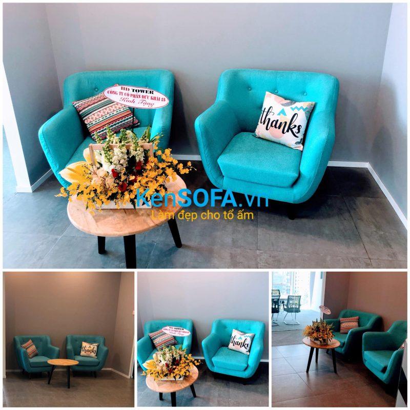 Sofa đơn văn phòng chất lượng cao