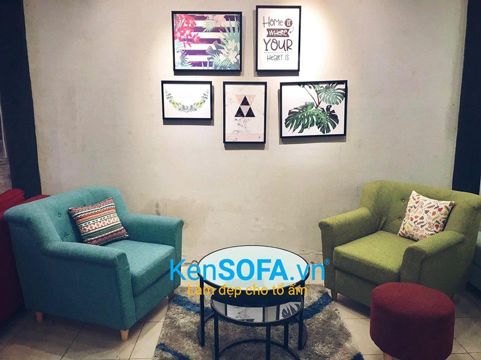 Gợi ý một số cách sắp xếp ghế sofa cho phòng khách cho năm Đinh Dậu