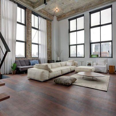 Phong cách Industrial, thiết kế nội thất công nghiệp
