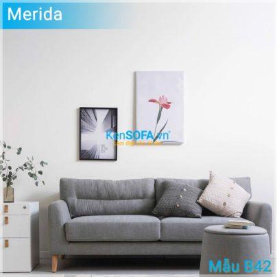 Sofa băng B42 Merida