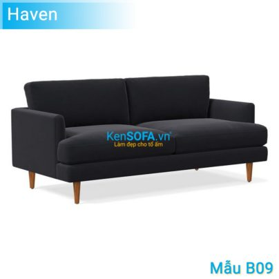 Sofa băng B09 Haven