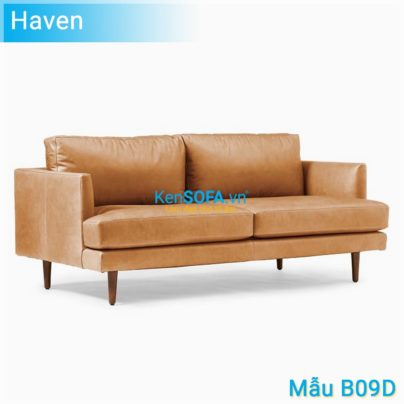 Sofa băng B09D Haven da
