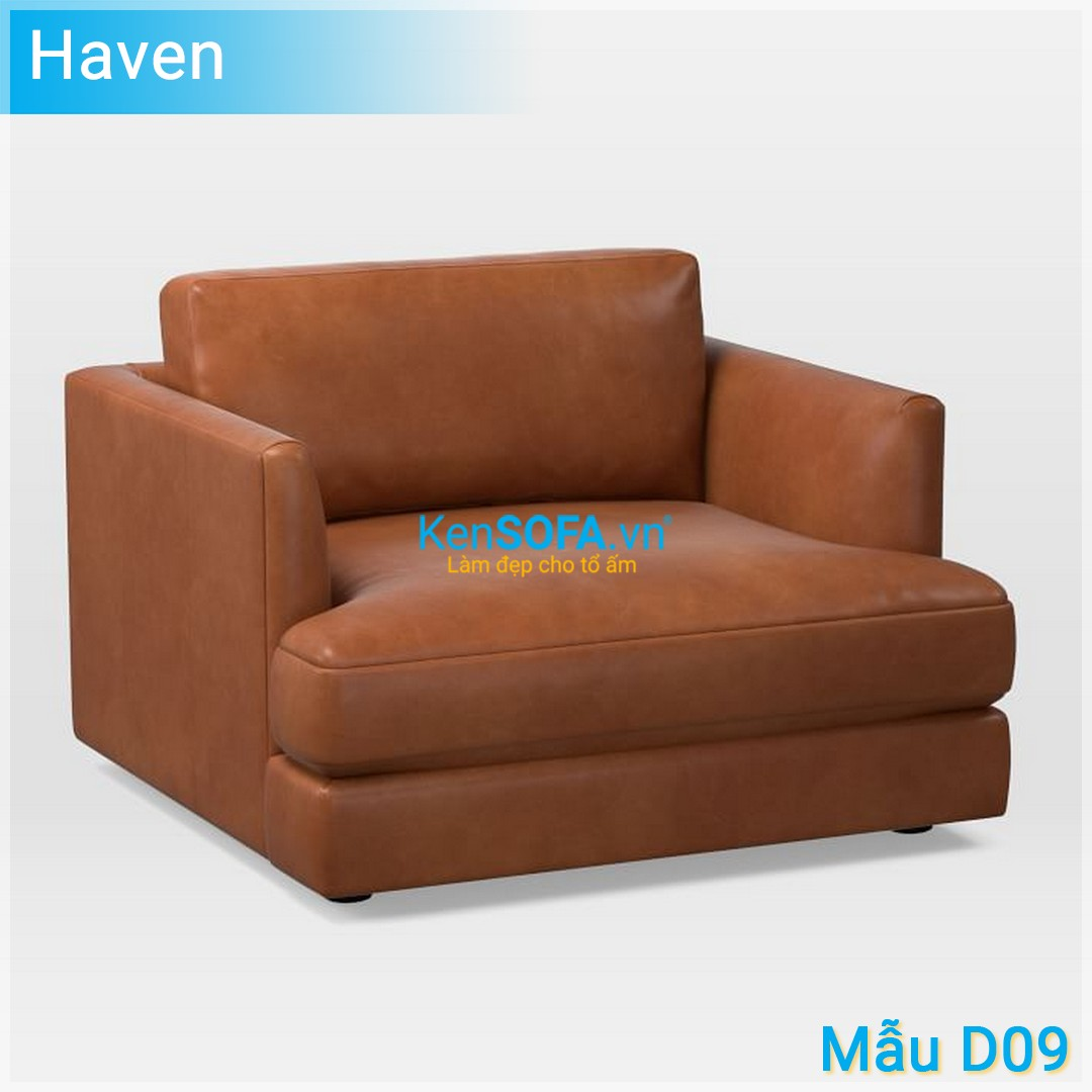 Sofa đơn D09 Haven