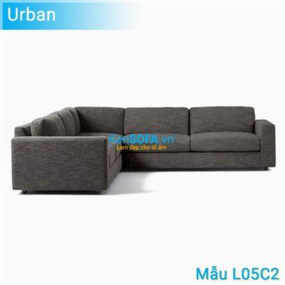 Sofa góc L05C2 Urban 4 chỗ