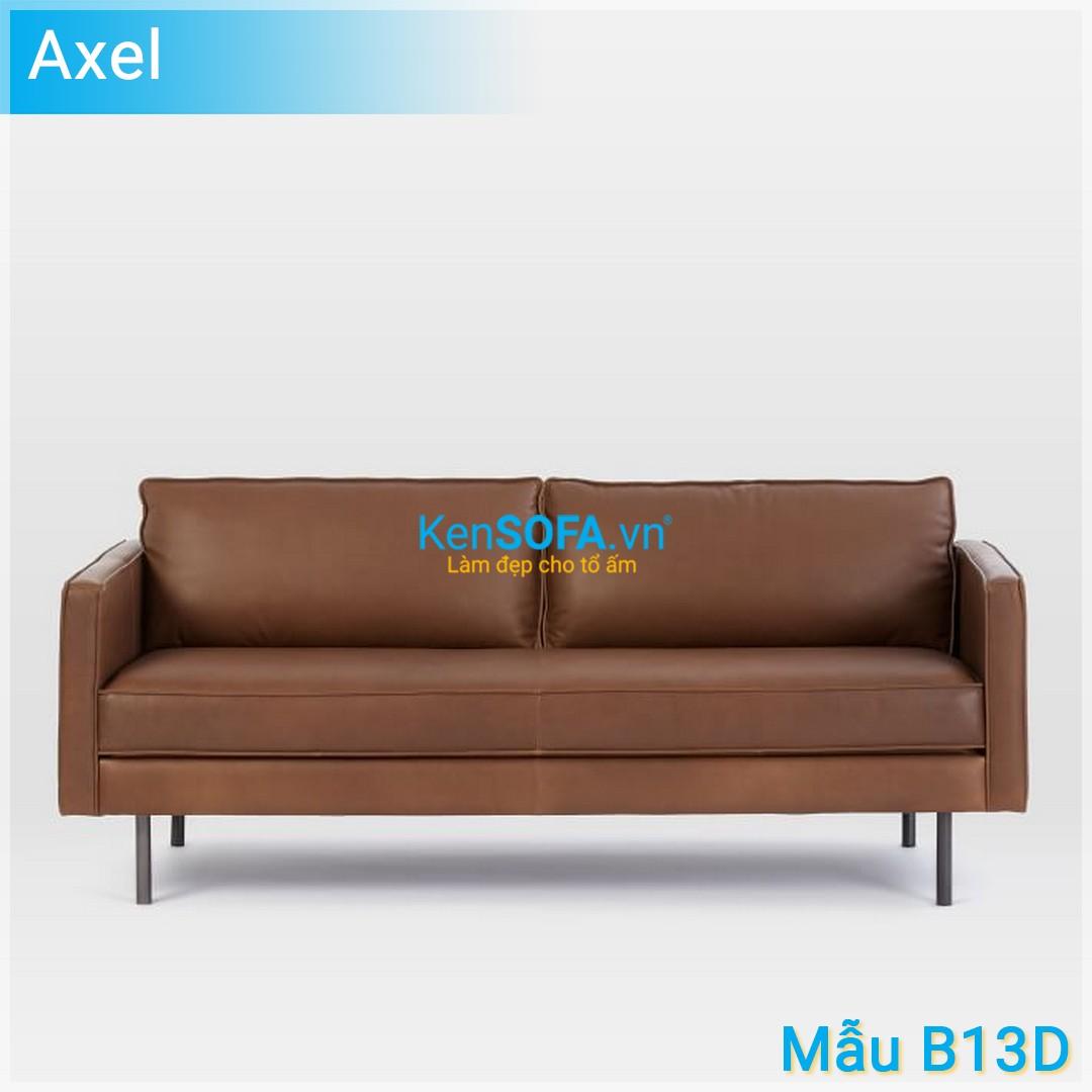 Sofa băng B13D Axel da