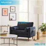 Sofa đơn D18 Monroe