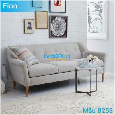 Sofa băng B253 Finn 3 chỗ