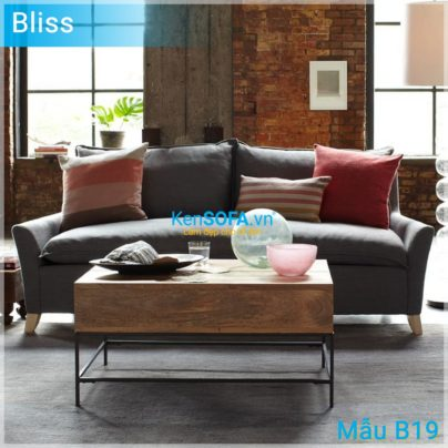 Sofa băng B19 Bliss
