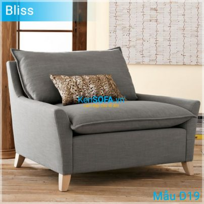 Sofa đơn D19 Bliss