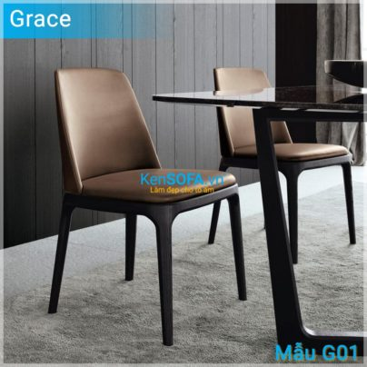Ghế ăn G01 Grace không tay