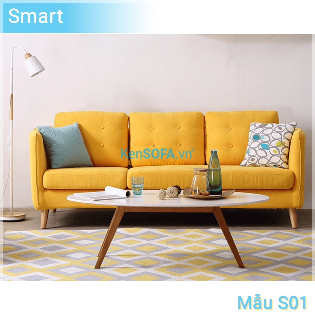 Sofa góc thông minh đổi hướng S01