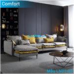 Sofa góc lông vũ cao cấp LN01-03 Comfort